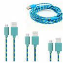 wholesale Cables & Plugs: Extremely rugged 2-meter micro-usb cable