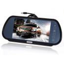 wholesale Car accessories: 7 Rearview Mirror Monitor
