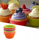 wholesale Casserole Dishes and Baking Molds: Silicone muffin baking tin