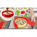wholesale Casserole Dishes and Baking Molds: Variable shape silicone cake tin