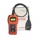 wholesale Car accessories: U480 Universal Manual Car Diagnostic Interface