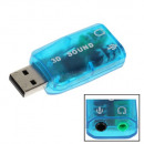 wholesale Storage media: USB Sound Card Virtual 5.1