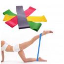 Großhandel Sport & Freizeit: Pilates Verstärker Gummiband 2er Set
