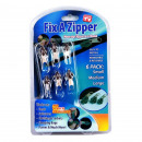 wholesale Haberdashery & Sewing: SOS Instant zipper - 6 in one package