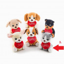 groothandel Geschenkartikelen: Valentijnsdag loyaliteit doggy in love