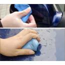 Car cleaning scrub