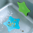 wholesale Kitchen Gadgets: Cute star shaped drain filter