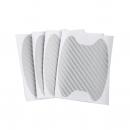 wholesale Car accessories: Scratch protection foil under car handle silver