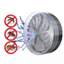 wholesale Garden & DIY store: Solar mosquito repellent lamp