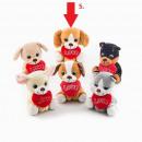 groothandel Geschenkartikelen: Valentijnsdag loyaliteit hond Ik word gek voor je