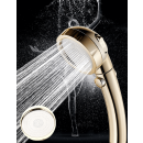 Luxury shower head - Gold color