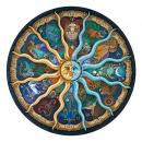 1000 db-os Puzzle - Bohém Horoszkóp