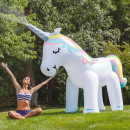 wholesale Garden Equipment: Huge unicorn spraying inflatable water
