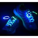 mayorista Articulos de broma: Cordón iluminado, cordón LED 1 par Doble color