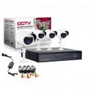 4 camera observation system, camera system