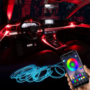 Car interior LED lighting (with APP control)
