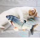 wholesale Toys: Flickering Fish Interactive Kitten Game