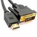 wholesale Computer & Telecommunications: HDMI to DVI adapter, converter cable