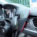wholesale Mobile phone cases: Universal Car Fan Grid Mobile Holder
