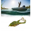 Großhandel Angler-Bedarf: Unwiderstehlicher Froschköder, lebensechter Köder,
