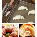 nagyker Élelmiszer- és élvezeti cikkek:Croissant tésztavágó