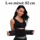 groothandel Sportkleding: Afslankende thermo-riem maat L