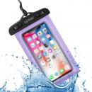 wholesale Computer & Telecommunications: Watertight phone case, waterproof phone case Purpl