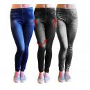 Großhandel Hosen: 3 Stück Slim Fit Jeans Hose für 1 PREIS! SM