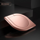 wholesale Mobile phone cases: Swivel mobile ring - Copper gold