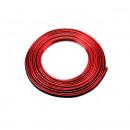 wholesale Car accessories: Car decor strip - 5 meters Red