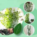 groothandel Kunstbloemen: Bladvormige klimplantbevestiging zelfklevende gesp