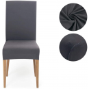 wholesale furniture:Chair cover 4 pcs Gray