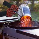 Großhandel Handschuhe: Hitzebeständige Grillhandschuhe