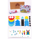 wholesale Toys: Puzzle puzzle game Animals