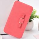 wholesale Wallets: Women's clutch bag Light pink