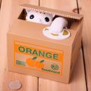 Großhandel Spardosen:Netter Kätzchenbusch