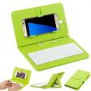 Universal Phone Case mit Tastatur
