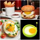 Großhandel Auflauf- und Backformen:Ei und Omelette Backform