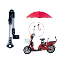 Großhandel Fahrräder & Zubehör: Schirmhalterung für die Lenkung