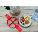 wholesale Casserole Dishes and Baking Molds: Patterned pancake and egg baking mold