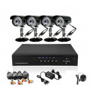wholesale Security & Surveillance Systems: 4 camera observation system, camera ...