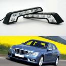 grossiste Accessoires de voiture: Lumière du jour de voiture, lampe à DEL blanche av