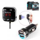 wholesale Car accessories: Bluetooth FM Transmitter MicroSD fo