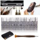 Großhandel Werkzeugkoffer & Sets: 25 in 1 -Präzisions Schraubendrehersatz