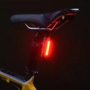 Großhandel Fahrräder & Zubehör: USB wiederaufladbare hintere Fahrradlampe
