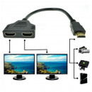 wholesale Consumer Electronics: DUAL HDMI cable HDMI hub - Same picture more