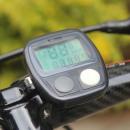 Bicicletta chilometraggio computer computer km