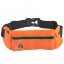 Großhandel sonstige Taschen: Praktische Gürteltasche zum Laufen Orange