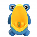 wholesale Child and Baby Equipment: Wall-mounted fun toddler urinal blue-lemon