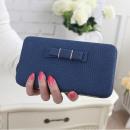 Großhandel Handtaschen:Damen Clutch Bag Blau